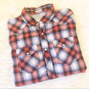 American Eagle Outfitters Shirts - Men's American Eagle casual button up top, sz med